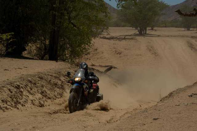 Namibian Sand Monsters: Part 2 – Meeting the Sand Monsters