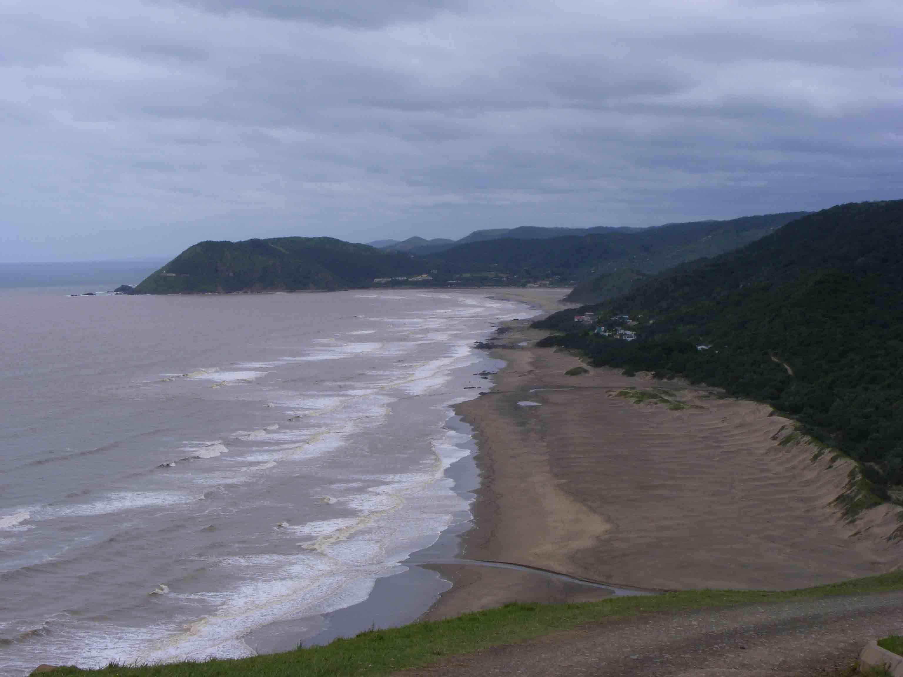 Wild Coast, Wild Zulu's and Wild Skies