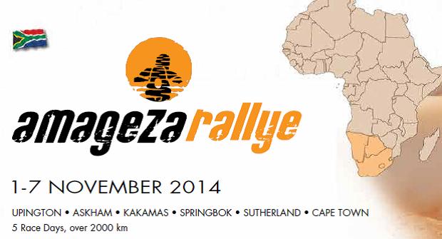 Crazy, I'm Crazy … The Amageza Offroad Rallye