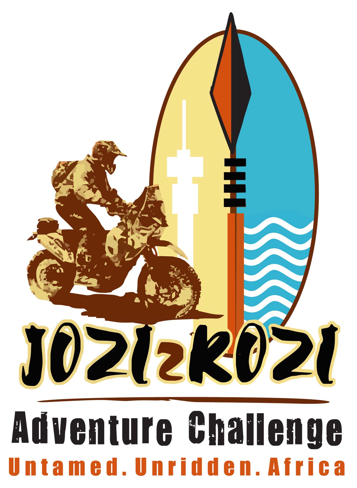 Jozi2Kozi – Not for Sissies, Untamed, Unridden Africa